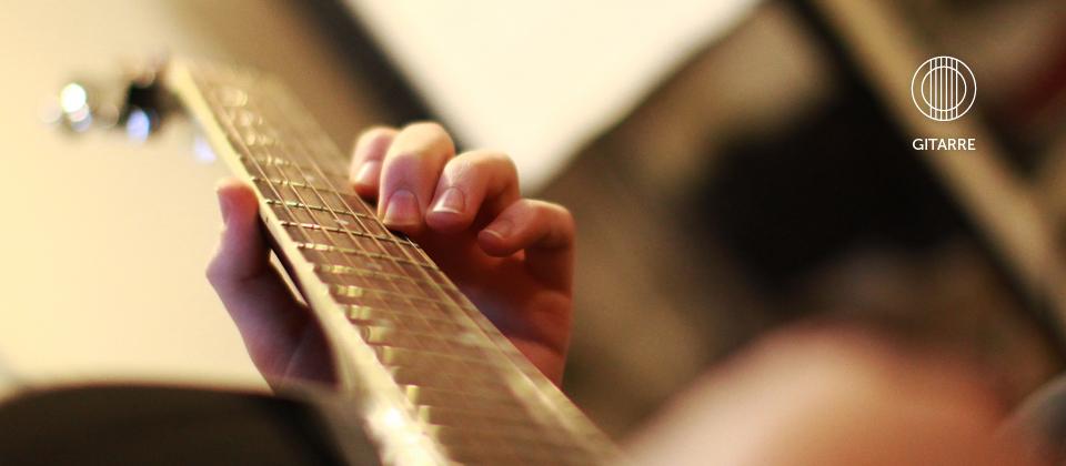 Guitar Header
