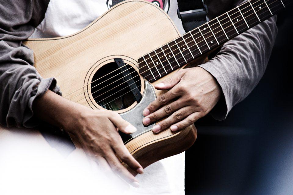 Gitarrenunterricht Musikschule Ermen Köln