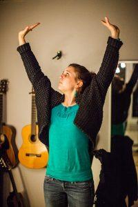 Musiker und Künstler in der Kölner Innenstadt