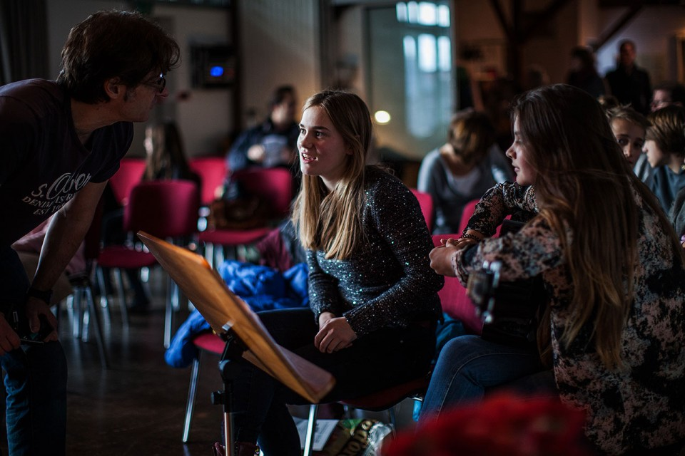 Musikschule Ermen Köln - Gitarrenunterricht Köln