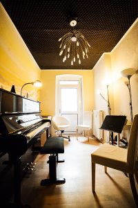 Proberaum Musikräume in Köln gesucht - Musikschule Ermen in der Kölner Innenstadt
