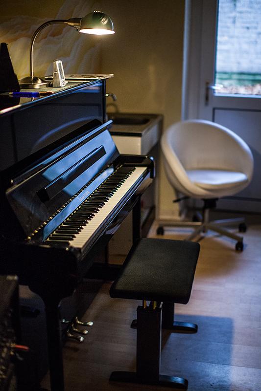 klavier spielen lernen Köln Musikschule Ermen